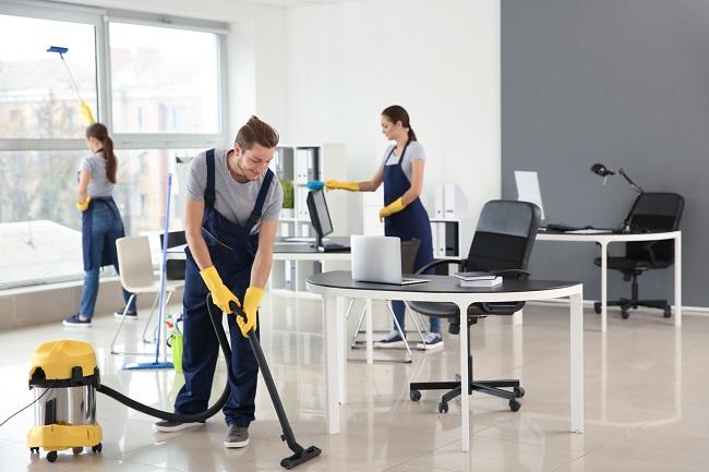 Công ty cung cấp dịch vụ vệ sinh